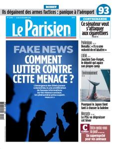 Le Parisien Seine-Saint-Denis