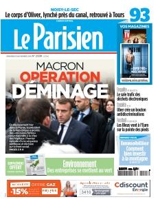 Le Parisien Seine-Saint-Denis |