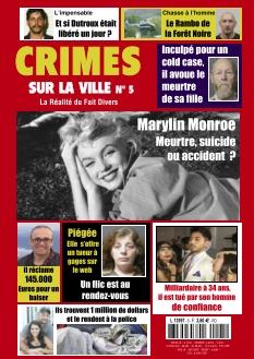 Crimes sur la Ville |