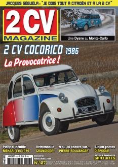 2 CV Magazine |