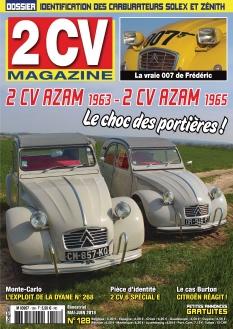 2 CV Magazine