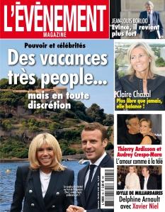 L'Evénement Magazine |