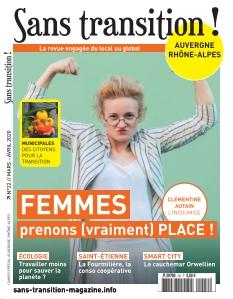 Sans Transition ! Auvergne Rhône Alpes |