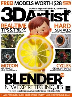 3D Artist |