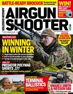 Couverture de Airgun Shooter