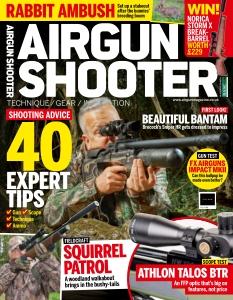 Jaquette Airgun Shooter