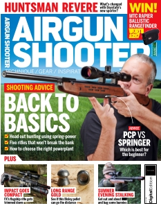 Couverture de Airgun Shooter