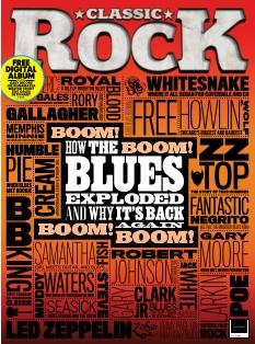 Jaquette Classic Rock