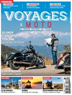 Voyages à Moto