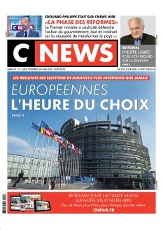 Jaquette CNews