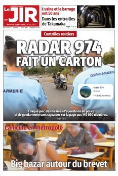 Le Journal de l'île de la Réunion