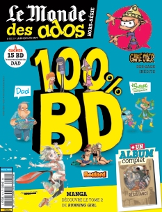 Le Monde des Ados Hors Série |