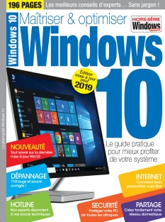 Windows & Internet Pratique Hors-Série Windows 10 |