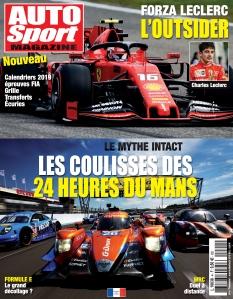 Auto Sport Magazine