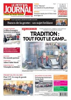 """Afficher """"Le Petit Journal Hautes-Pyrénées"""""""