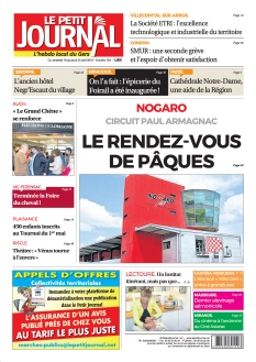 Le Petit Journal Gers  
