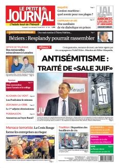 """Afficher """"Le Petit Journal Hérault"""""""