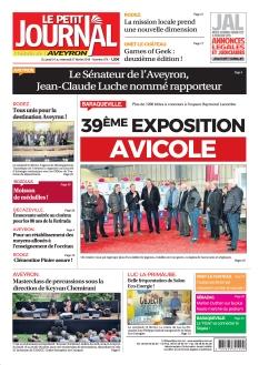 """Afficher """"Le Petit Journal Aveyron"""""""