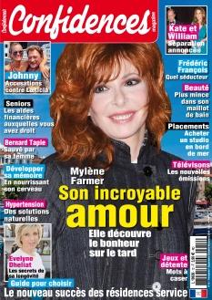 Confidences Magazine  