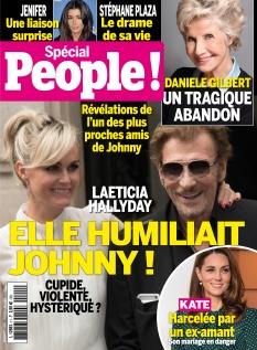 Jaquette Spécial People