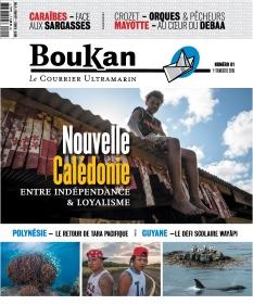 Boukan Le Courrier Ultramarin  