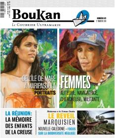 Boukan Le Courrier Ultramarin |
