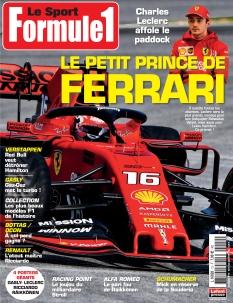 Jaquette Le Sport Formule 1