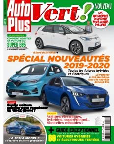 Auto plus Vert |