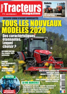 Tracteurs Magazine |