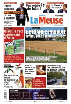La Meuse édition Verviers