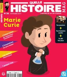 Quelle Histoire Mag  