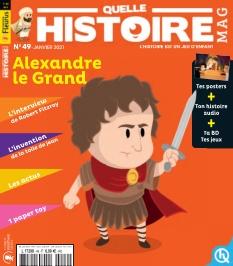 Quelle Histoire Mag |
