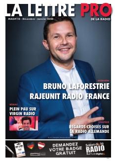 La Lettre Pro de la Radio et des Médias  