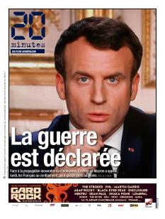 20 Minutes Bordeaux-Aquitaine |