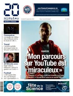 20 Minutes Marseille-Provence |