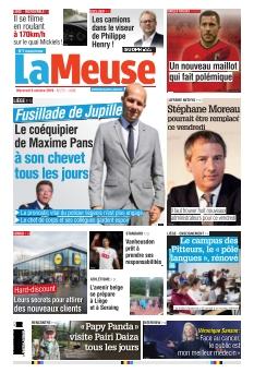 La Meuse édition Basse-Meuse