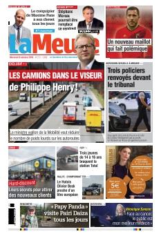 La Meuse édition Huy-Waremme