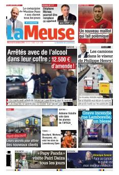 La Meuse édition Luxembourg