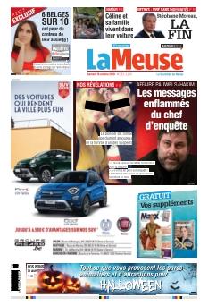 La Meuse édition Namur |