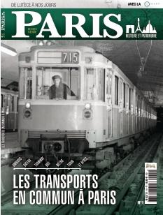 Paris de Lutèce à nos jours Hors Série |