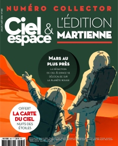 Jaquette Ciel & Espace