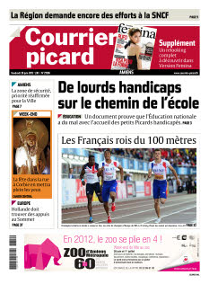 Courrier Picard Amiens