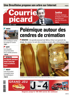 Courrier Picard Amiens Archive |