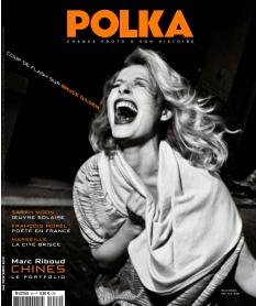 Jaquette Polka magazine