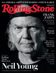 Jaquette Rolling Stone