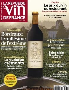 La Revue du Vin de France |
