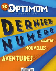 Jaquette L'Optimum