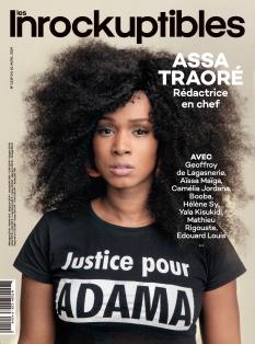 Jaquette Les Inrockuptibles
