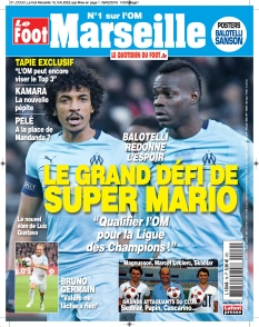 Le Foot Marseille magazine