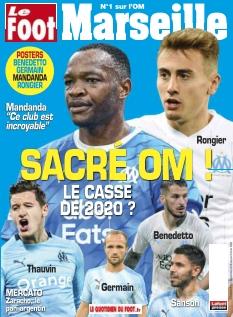 Le Foot Marseille magazine  